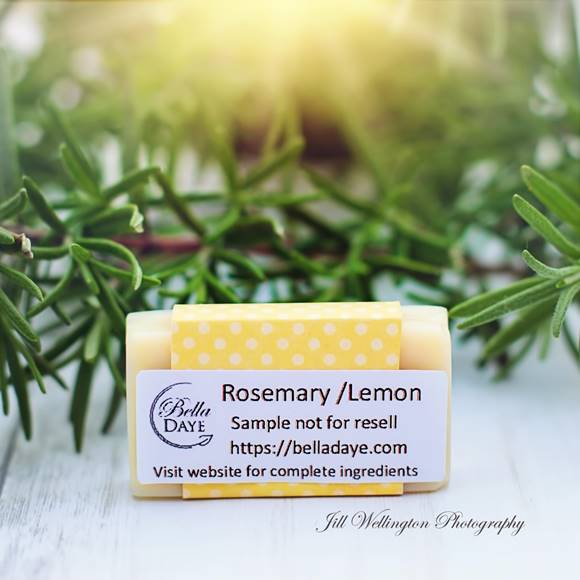 Bella Daye Rosemary Lemon Soap