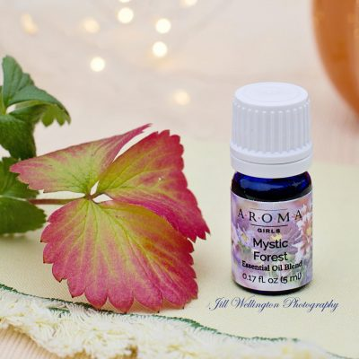 AromaGirls Mystic Forest Essential Oil Blend