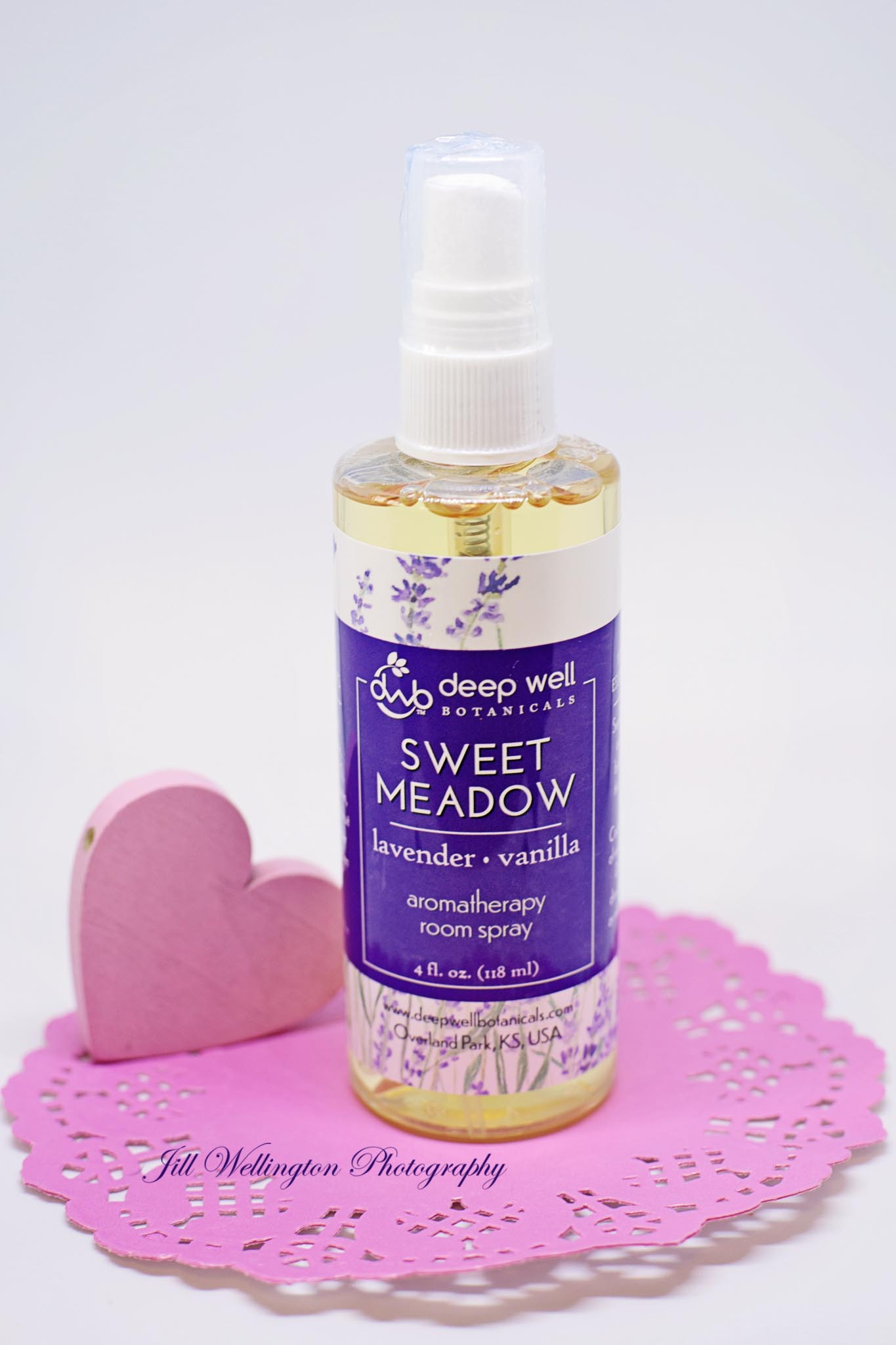 Deep Well Botanicals Sweet Meadow Spray