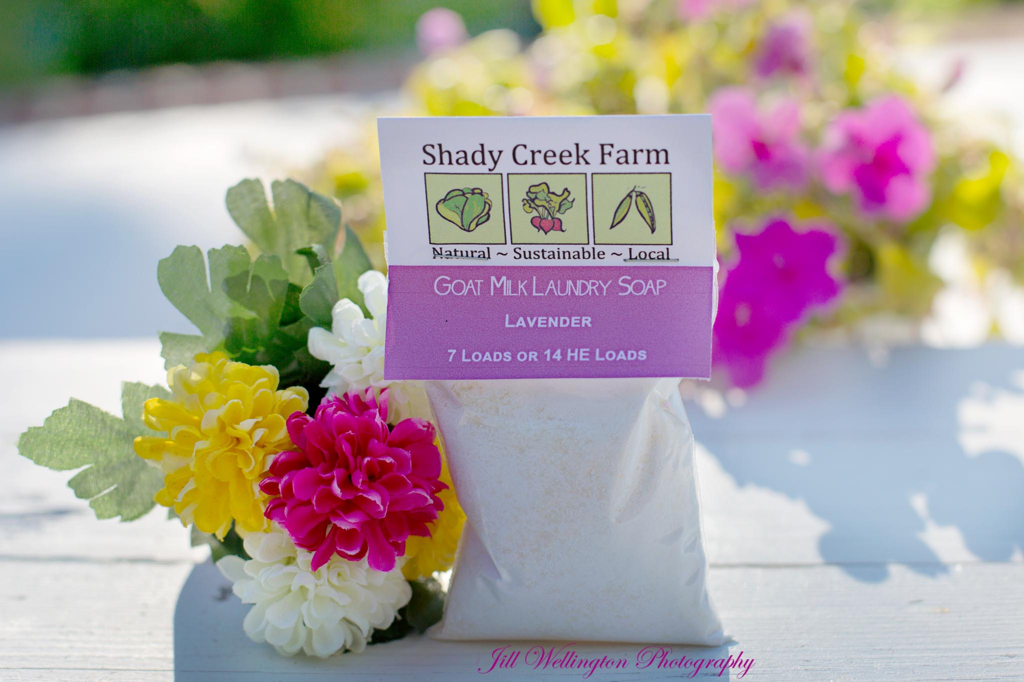 Shady Creek Farm Laundry Soap